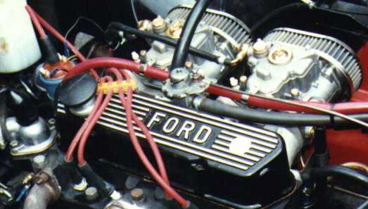 Fiesta 1100 1117 Fiesta Car And Van Specialised Engines